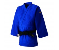 Кимоно Mizuno для дзюдо (взрослое) Yusho Best IJF Blue Judo (Плотность - 750) - 5A1827